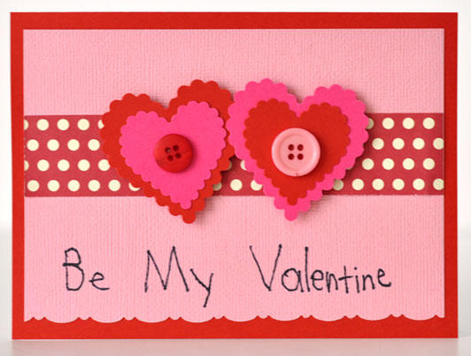 Valentines Day Cards Ideas MixCute – Valentines Cards from Kids