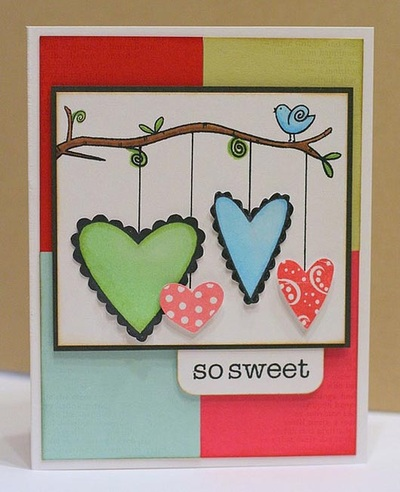 Valentine 39 s day cards ideas mixcute for Valentine day card ideas